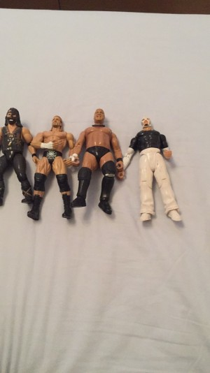 WWE wrestler good condition