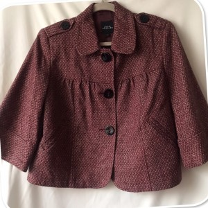 Stunning Women's Jacket by Louis Charles