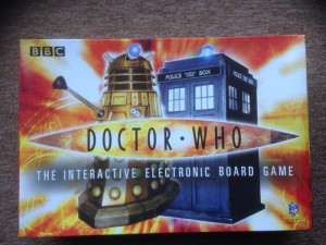 Dr Who Interactive Elecronic board game