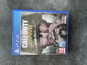 PS4 COD WWII