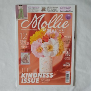 Mollie Makes Magazine Issue 130 May 2021 Used Like New