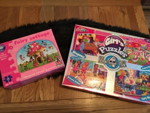 Girls Puzzles
