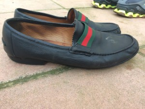 Gucci loafers/shoes