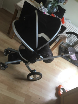 Silvercross surf Pram and accessories