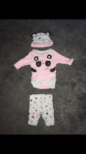 New born baby outfits