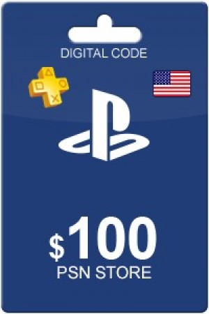 $100 psn card PayPal only