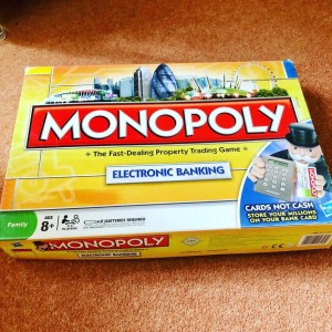 Monopoly Electronic Banking Board Game Hasbro 2009 Edition 100% Comple