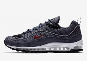 Air max 98 Thunder Blue Uk 10.5