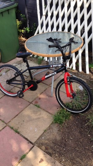 Bmx for sale ready to ride clean bike 07455503886