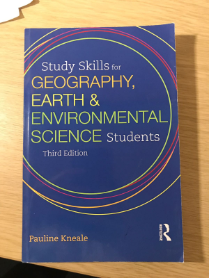 Study Skills for Geography Textbook