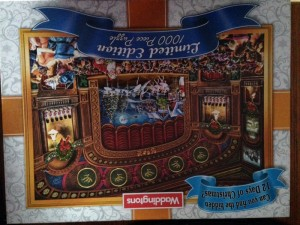 12 days Christmas puzzle