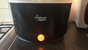 Tommee Tippee Electric Steraliser & Bottle Warmer