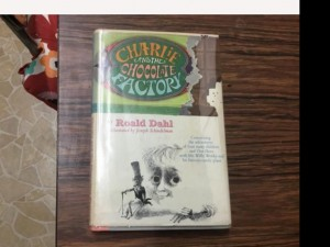 Charlie and the chocolate factory Roald Dahl fine first edition