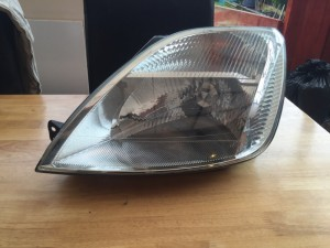 Ford Fiesta Mk6 2002-2005 Headlight Headlamp Passenger Side Left