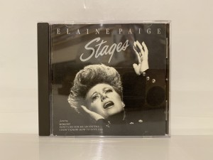 CD Elaine Paige Collection Album Stages Genre Musical Stage Screen