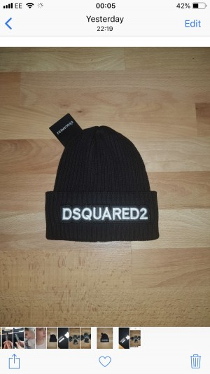 Dsquared beanie
