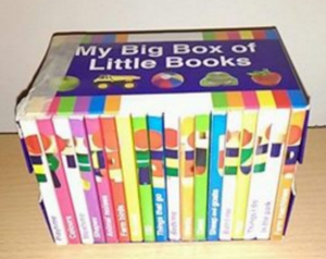 My Big Box of Little Books