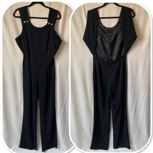 Stunning For ever 21 Backless Jumpsuit