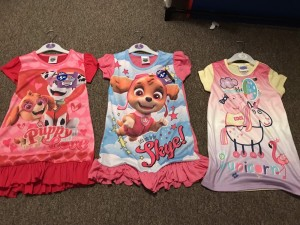 Girls nighties