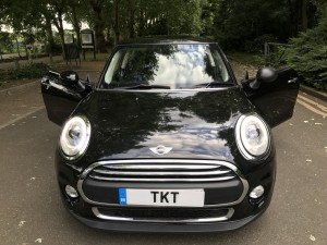 2015 Mini One 1.2 Petrol Media XL Pack Navigation - head up Display