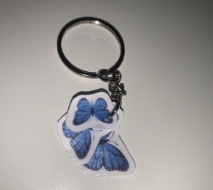 Keyrings for sale , free shipping , homemade , brand new