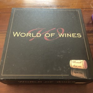🍷World of Wines Game by Awiwa Board Game 2004 Fun Family Party Acti