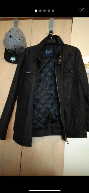 J Crew Leather Jacket