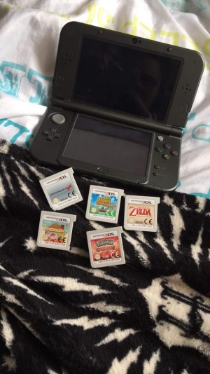 Mint Condition, New Nintendo 3DS XL