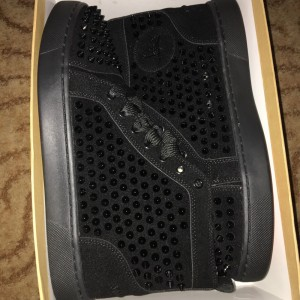 Christian Louboutin Suede size 8.5 mens