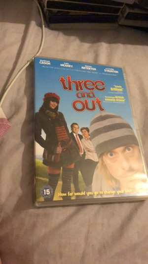 Three and out dvd