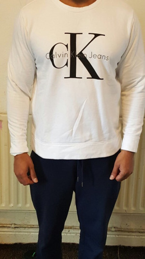 Brand new Calvin Klein sweater