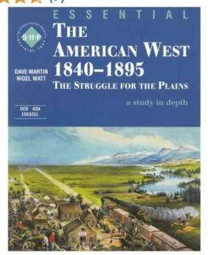 SHP The American West 1840-1890