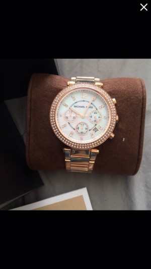 Michael kors watch womens