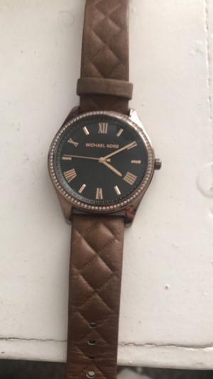 Micheal Kors Woman's wrist watch  Bought Christmas 2017 for £190