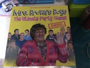 Mrs. Browns boys bored game