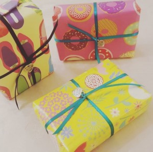 Wrapped Soaps
