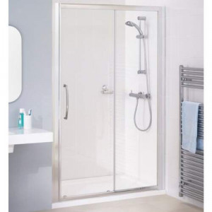 Lakes 1850mm x 1000mm Sliding Shower Door