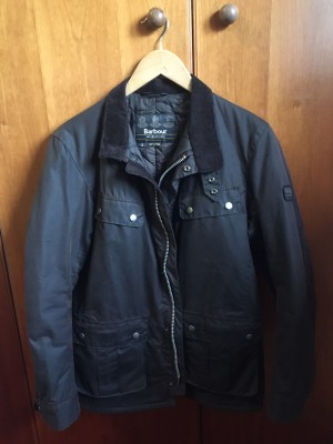 Barbour Duke Wax International Small