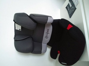 Cybex Solution X-Fix Car Seat stage 2/3 RRP GBP 160