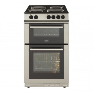 Belling FS50ET 50cm Electric Sold Plate Cooker- Silver £209