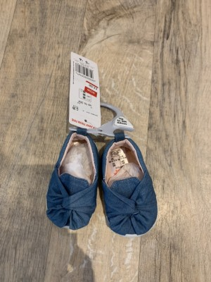 Girls Shoes 0-3 Months