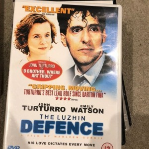 The Luzhin Defence DVD