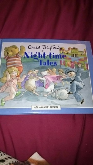 night time tales book