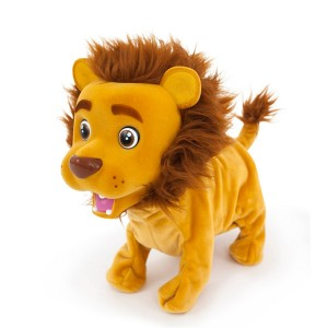 interactive toy Kokum lion