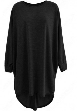 Black jumper dress!
