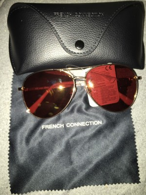 French Connection Ladies Sunglasses Brand New