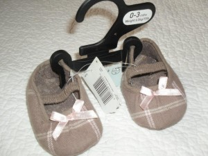 Baby dolly shoes