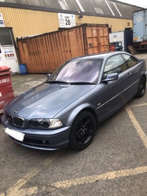 Bmw e46 coupe 2.0litre automatic ( may swap)