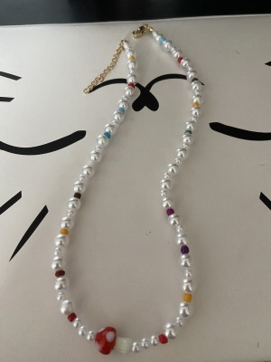 Shein Pearl necklace