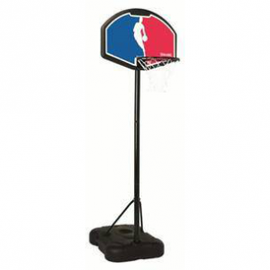 Spalding indoor outdoor basketball system